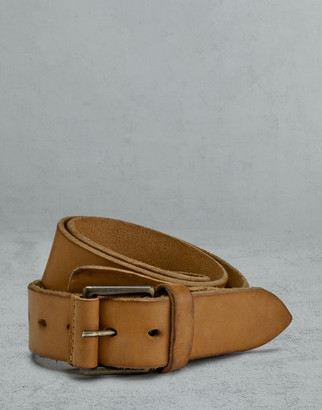 Belstaff Sherman Leather Belt