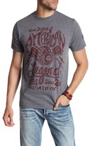 Von Dutch American Legend Logo Print T-Shirt