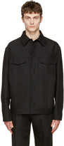 Calvin Klein Collection Black Richardson Jacket