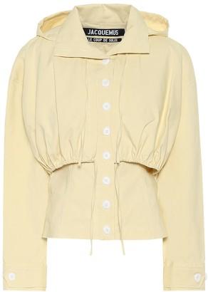 Jacquemus La Veste Mimosa cotton jacket