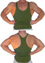 Best Form Fitness F399 Stretch Muscle Tank Top - Blowout L