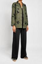 The Kooples Embellished Cotton Jacket
