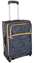 """Lotta Jansdotter 26"""" Spinner Checked Luggage - Anni Grey"""