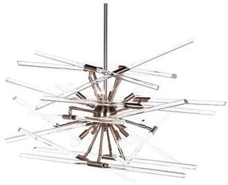 Aidan Gray 8-Light Sputnik Sphere Chandelier
