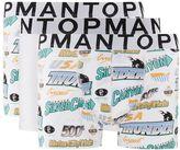 Topman Racing Print Trunk 3 Pack