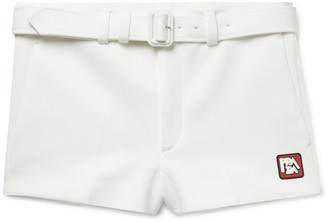 Prada Slim-Fit Neoprene Shorts