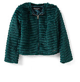 Marciano Big Girls 7-16 Faux-Fur Jacket