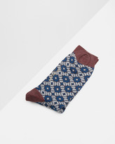 Geo Pattern Socks