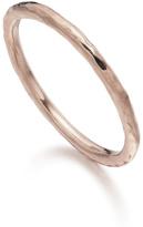 Monica Vinader Hammered Ring