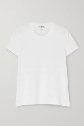 James Perse Vintage Boy Cotton-jersey T-shirt - White