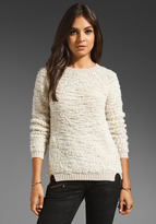 Rebecca Taylor Boucle Pullover