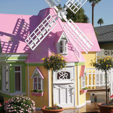 Sophie's Magical Windmill Playhouse