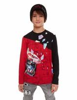 Desigual Boys George Longsleeve T-Shirt