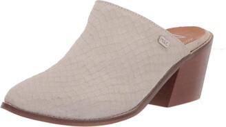 Musse & Cloud Women's Clog Heeled Sandal
