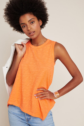 Amber Asymmetrical Tank By Left Of Center in Assorted Size XS
