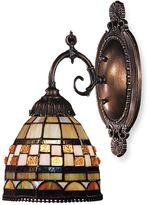 Bed Bath & Beyond ELK Lighting 1-Light Mix-N-Match Sconce in Jewel Stone