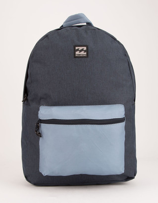 Billabong All Day Navy Heather Backpack