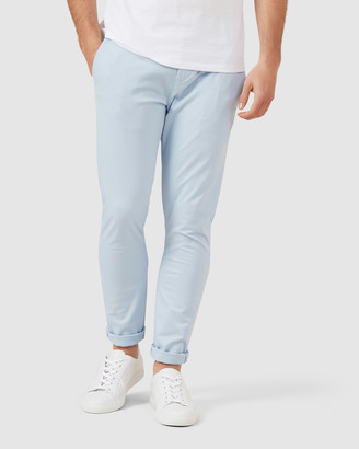 French Connection Men's Chinos - Slim Fit Stretch Chino Pants - Size One Size, 38 at The Iconic