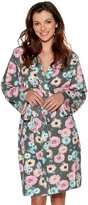 M&Co Summer floral print jersey robe