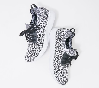 Skechers BOBs Animal Print Slip-On Sneakers - Troop Tiger