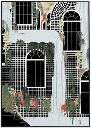Abi Overland Jersey Botanical Gardens - Signed Art Print