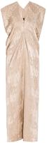 Zero Maria Cornejo Jacquard Long Issa Dress