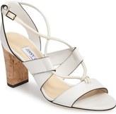 Jimmy Choo Margo Ghillie Laced Sandal (Women)
