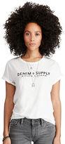 Denim & Supply Ralph Lauren Short Sleeve Tomboy T-Shirt