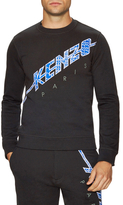 Kenzo Embroidered Graphic Sweatshirt