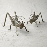 Grasshopper Statue - Large - Frontgate