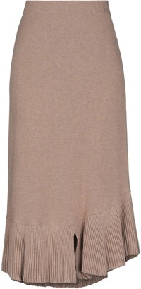 TRICOT CHIC 3/4 length skirts