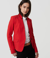 LOFT Bi-Stretch Notched Blazer