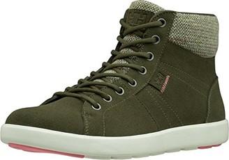 Helly Hansen Women's W Madieke High Rise Hiking Shoes (Ivy Green/Beluga/ Off W 491) 5.5 UK (38.5 EU)