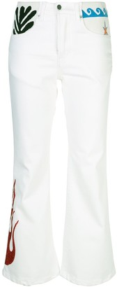 Lost Daze Classic Flare Jeans