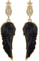 House Of Harlow Angel Wings Stud Earrings