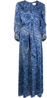 Sachin + Babi Sherri gown