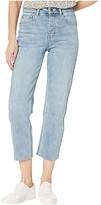 RVCA Holli (Light Blue) Women's Casual Pants