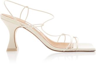 Miista Sally Leather Sandals