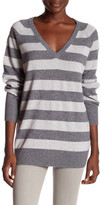 Equipment Asher V-Neck Cashmere Blend Sweater