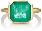 Irene Neuwirth Women's Colombian Emerald Ring