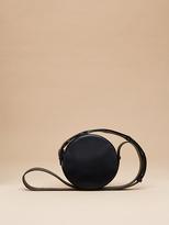 Diane von Furstenberg Leather Circle Handbag