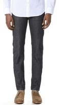 Naked & Famous Denim Super Skinny Guy Indigo Selvedge Jeans