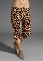 Marc by Marc Jacobs Welcome To The Jungle Velour Pant