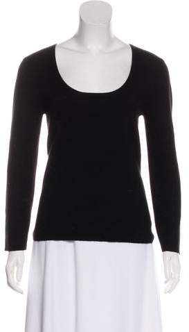 Michael Kors Scoop Neck Cashmere Sweater