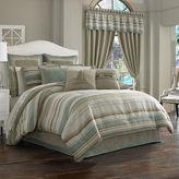 JCPenney QUEEN STREET Queen Street Nantucket 4-pc. Jacquard Chenille Comforter Set