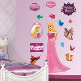 Disney Fathead Sleeping Beauty Wall Decal
