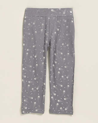Imoga Girls 4-6x) Eleni Charcoal Star Print Leggings