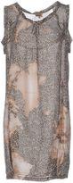 Alviero Martini Short dresses - Item 34695698
