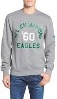 Mitchell & Ness Men's Nfl Eagles Champion Sweatshirt