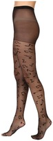 Kate Spade Music Notes Tights